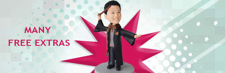 Amazing Bobbleheads Homepage Slider 25