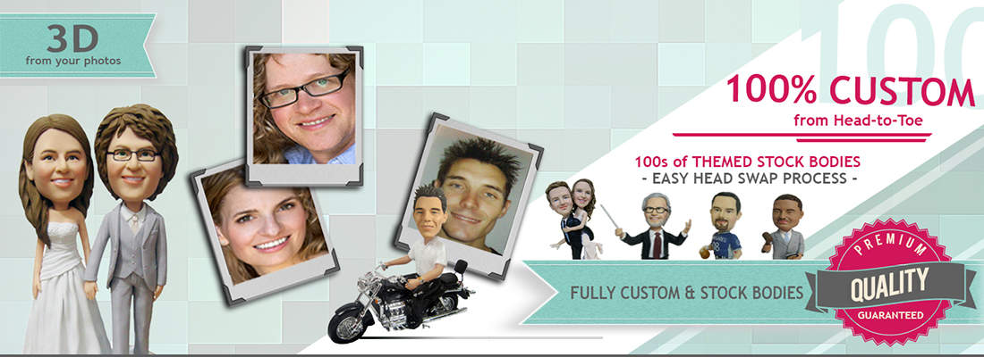 Amazing Bobbleheads Homepage Slider 14
