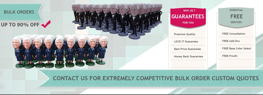 Amazing Bobbleheads Homepage Slider 24