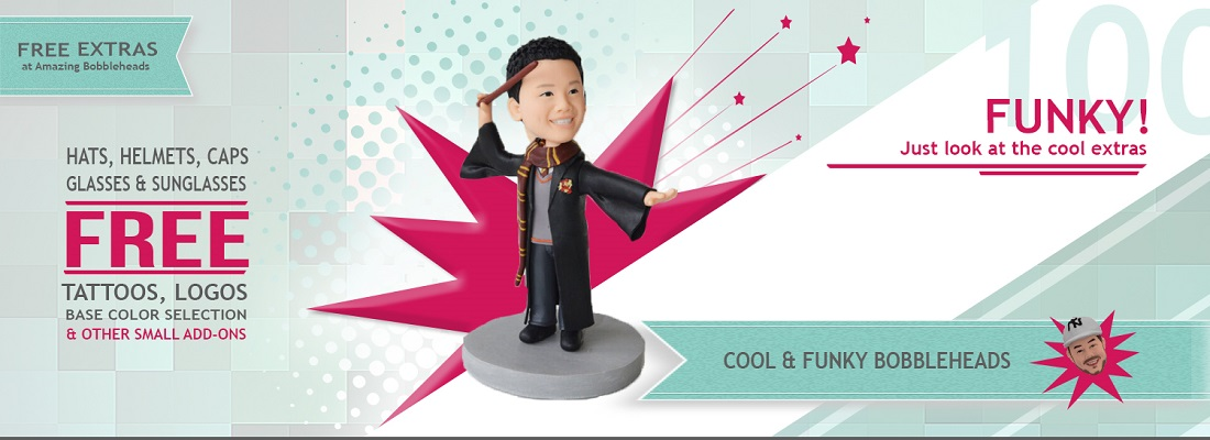 Amazing Bobbleheads Homepage Slider 26