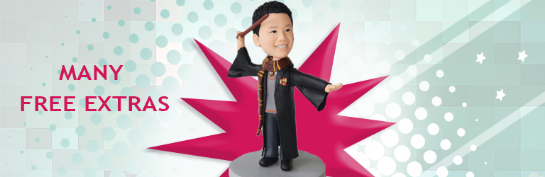 Amazing Bobbleheads Homepage Slider 27