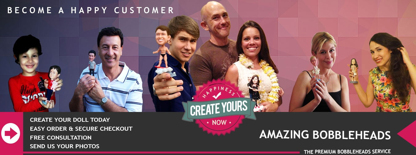 Amazing Bobbleheads Homepage Slider 30