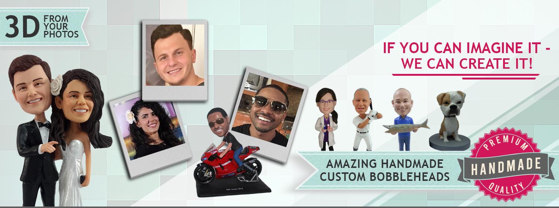 Amazing Bobbleheads Homepage Slider 23