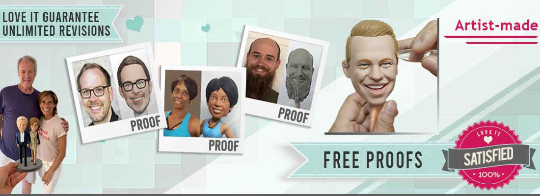 Amazing Bobbleheads Homepage Slider 26