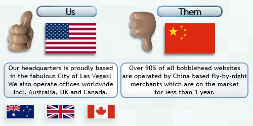 Amazing Bobbleheads Homepage Slider 24
